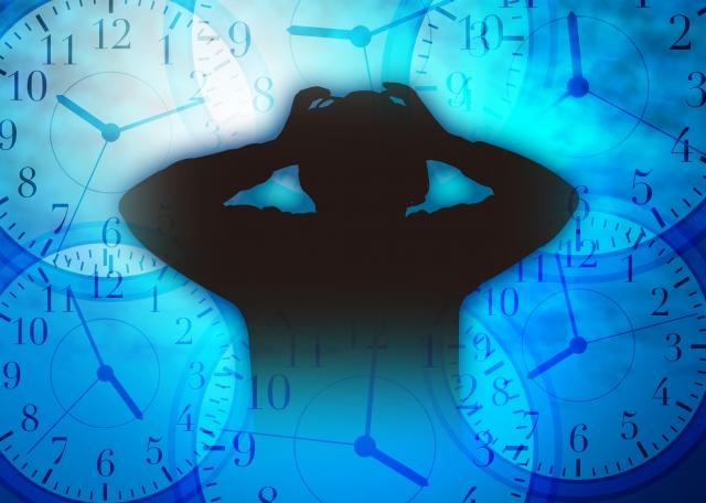 仕事のストレスが大きいほど効率が落ちる理由とその対処法5つ