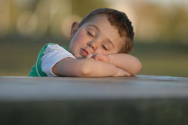 child-rest